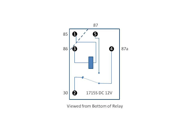Mounting an electric windshiel on a K100rt Windshield%2520relay