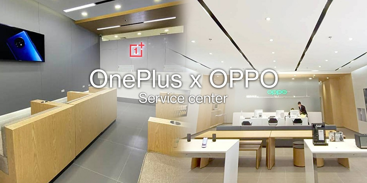 OnePlus ร่วมจับมือ OPPO เปิดใช้ศูนย์บริการ Service Center ได้แล้ววันนี้ ตอกย้ำความมั่นใจการเข้าถึงบริการได้ง่าย และสะดวก รวดเร็วมากยิ่งขึ้น