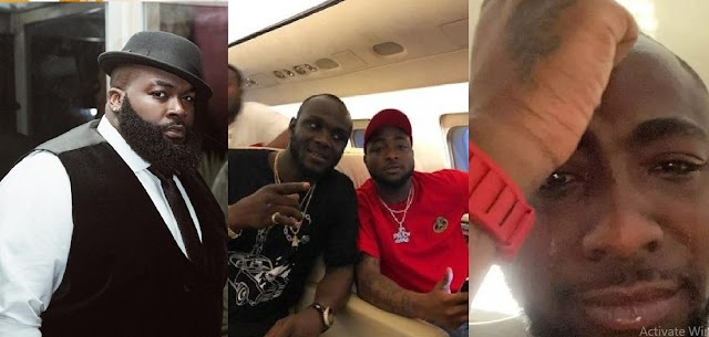 Special Spesh reveals Davido was not on good terms with Obama DMW till he died [Video]