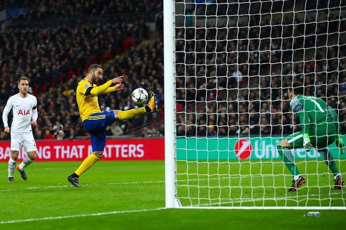 Video: Tottenham Hotspur 1 – 2 Juventus [Champion League] Highlights 2017/18