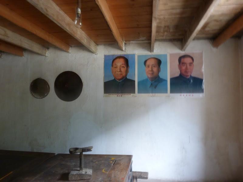 Mao y aurait bivouaqué