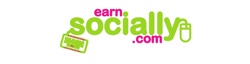 Earn Socially | Shop Smart. Save Big.