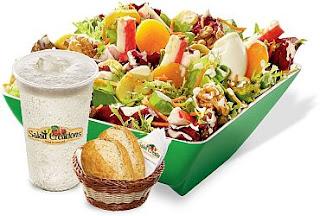 Salad Creations inaugura 20ª PDV no Brasil