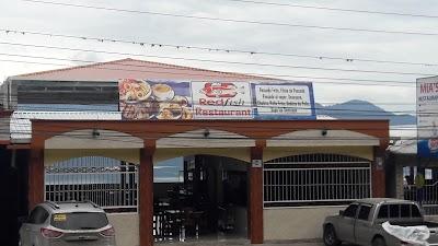 Red fish restaurant departamento de cort s honduras for Red fish catering