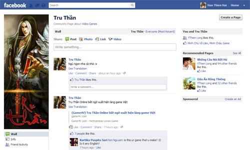 Tru Thần sẽ được ra mắt vào cuối năm 2011 2