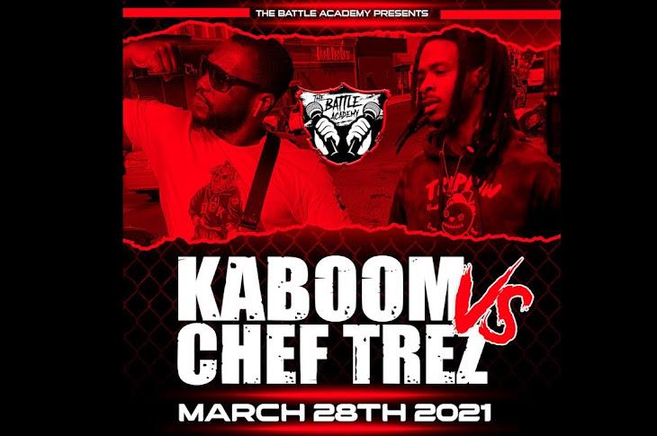 Battle Academy Presents: Chef Trez vs Kaboom
