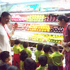 FIELD TRIP TO FRUIT MARKET(PG) AUGUST 29, 2016