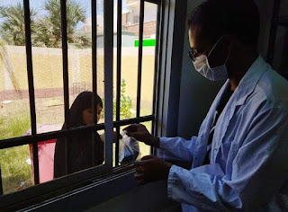 محافظ أسوان :تنظيم عدد 2 قافلة طبية بقري دراو وكوم أمبو .