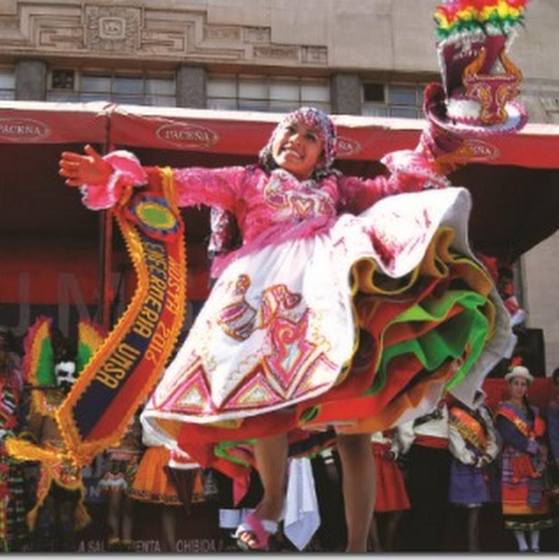 UMSA 2016: Entrada Universitaria rescata 2 danzas autóctonas en extinción