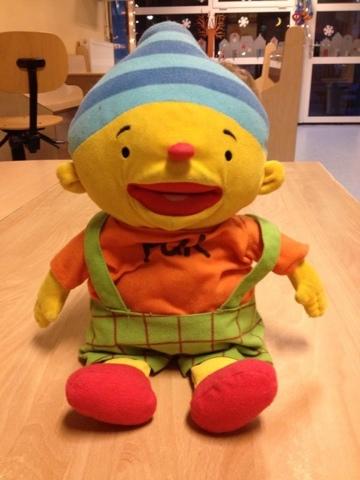 Fonkelnieuw Puk het kinderdagverblijf vriendje | MrsKeunings GE-82