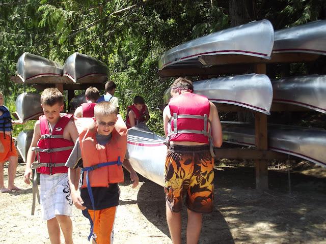 Canoe Swamp Time
