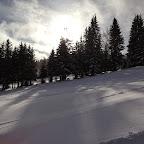 Erster Skitag