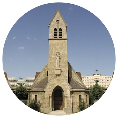 photo de Saint Jean-Baptiste d'ivry sur seine