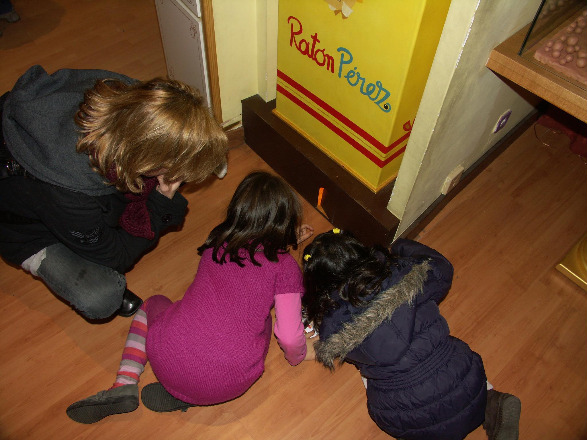 Casa museo del ratoncito p rez gololo y toin blog de maternidad educaci n y ni os - Raton en casa ...