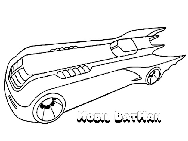 Batman Printable Coloring Pages  Batman Printable