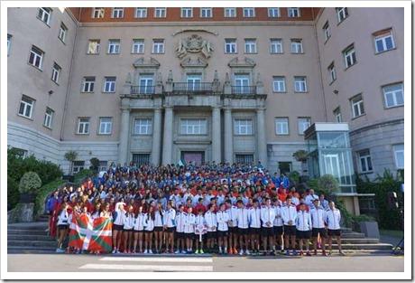 Finaliza con éxito el Campeonato de España de SS AA Bullpadel 2016: Andalucí y Cataluña grandes triunfadoras.