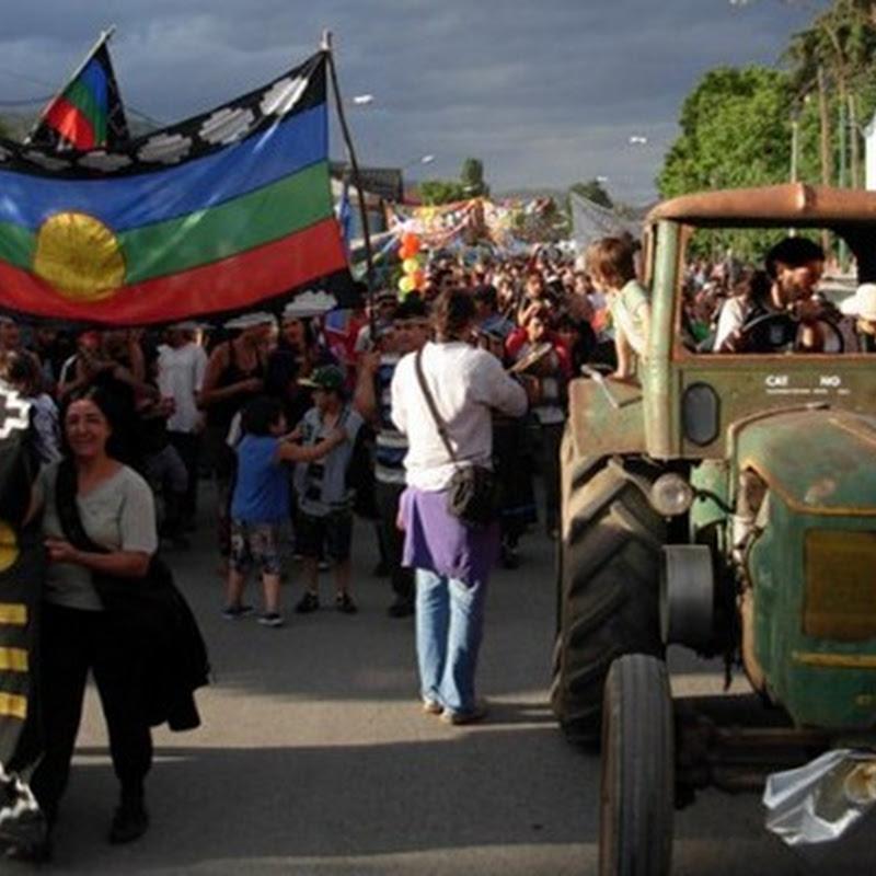 El Bolsón y la manifestación más masiva de la historia del pueblo.