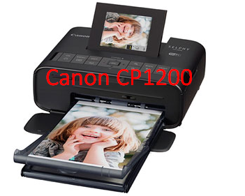 Download Canon Selphy Cp1200 driver and install