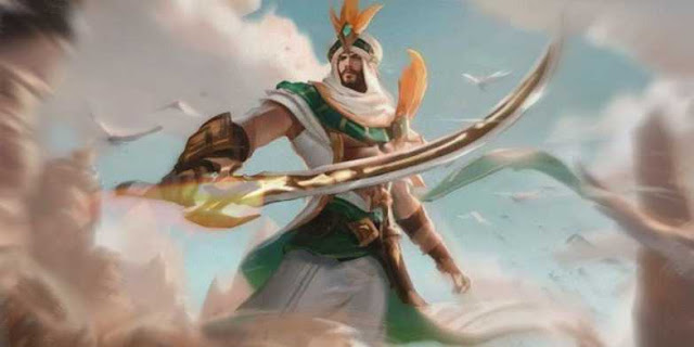 Khaleed Mobile Legends