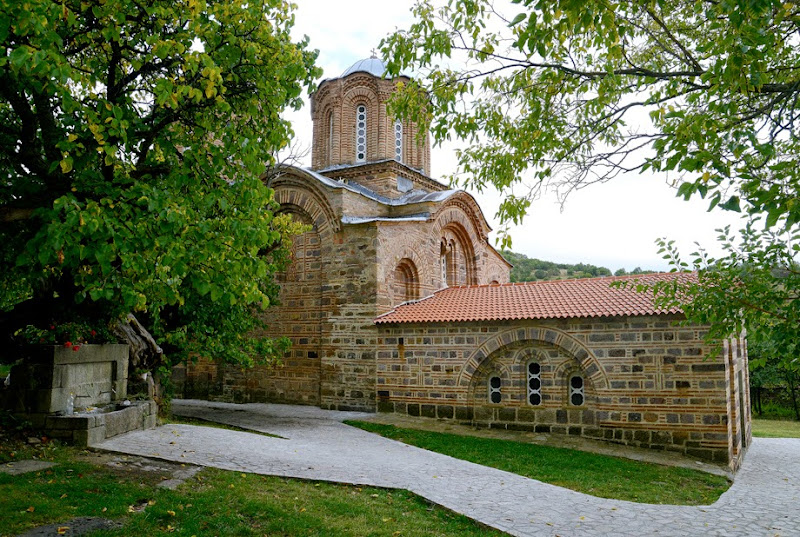 10. The Monastery St. Gabriel of Lesnovo and St. Archangel Michail. XI Century. Village of Lesnovo near Zletovo