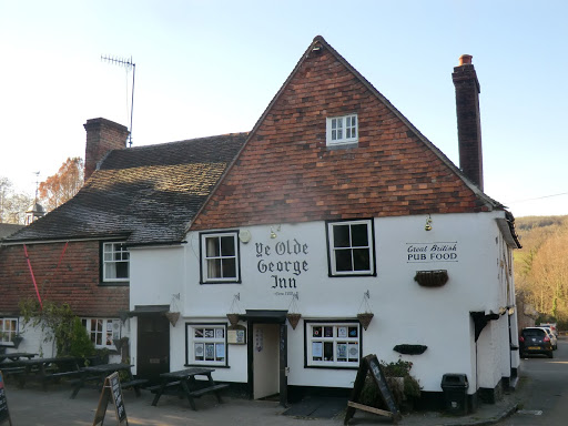 CIMG7529 Ye Olde George Inn, Shoreham