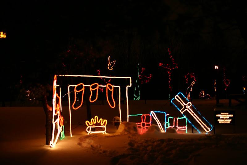 christmas lights jekyll island ga