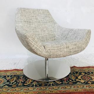 Désirée  Swivel Lounge Chair #2