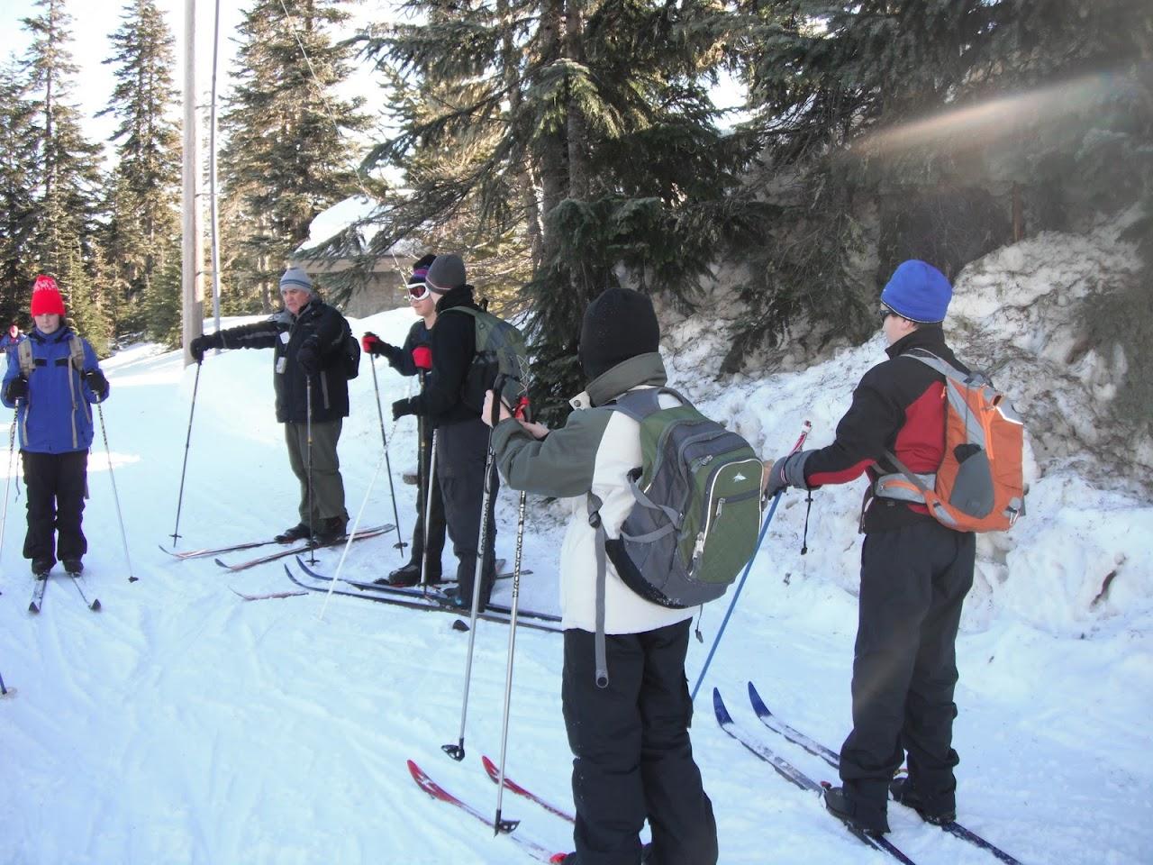 Cross Country Skiing - DSCF1533.JPG