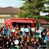 Warga Sukabumi Antusias Ikuti P4GN BNNK Sukabumi di Acara Car Free Day