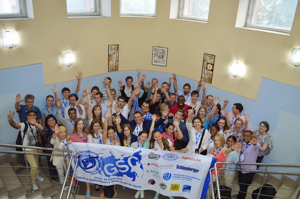 5th International Geoscience Student Conference  - Nizhniy Novgorod - Anna%2B4.JPG