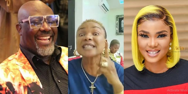 Stop Denying Me In Public Or I Won't Let You Sleep With Me Again – Leaked Audio Of Iyabo Ojo to Dino Melaye Surfaces