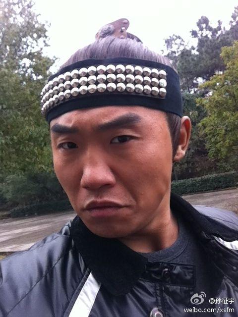 Sun Zhengyu China Actor