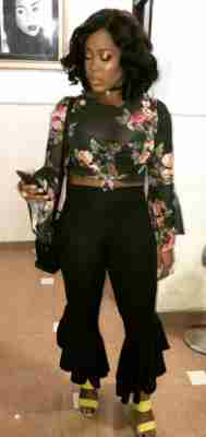 The Trousers On Moet Abebe Tho