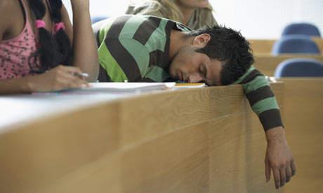 Miegas ir paaugliai