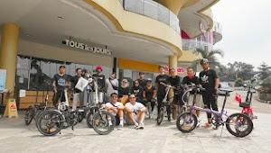 Rangkul Komunitas Hingga Selebgram Cara Cibinong City Mall Kampanyekan Pentingnya Olahraga