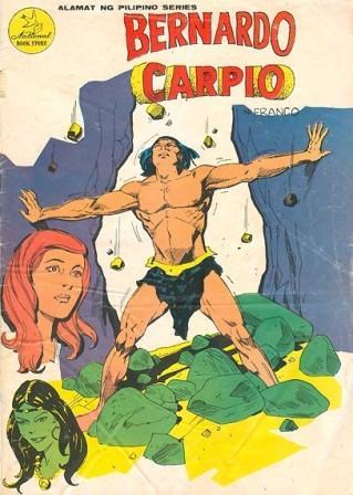 Bernardo Carpio, Gods And Goddesses 6