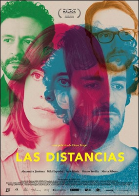 Poster Las distancias