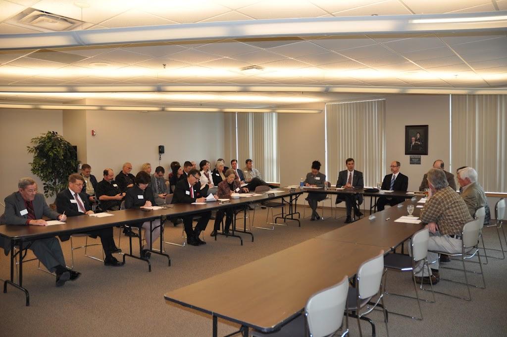 U of A System President Dr. Donald Bobbitt Visit - DSC_0259.JPG