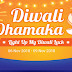 SHAREit Diwali Dhamaka - Refer Friends & Win Prizes (Amazon Vouchers, Mi Powerbank etc)
