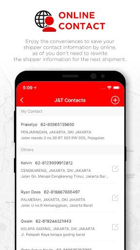 J&T Express  screenshots 4