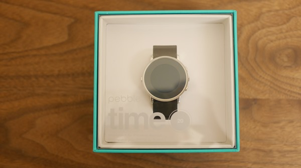 Pebble Time Round Special Edition 1
