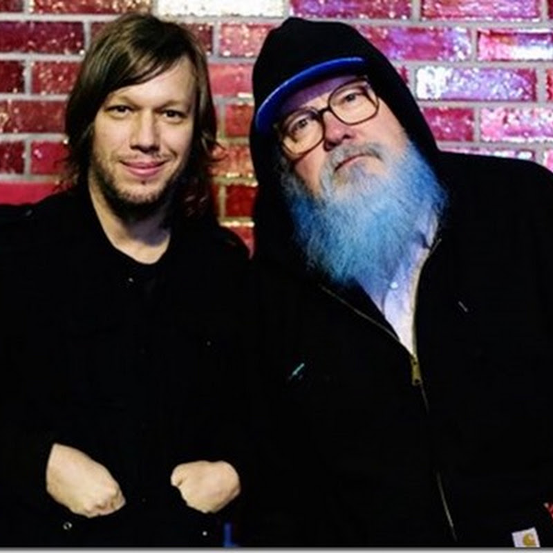 R Stevie Moore and Jason Falkner: Make It Be (Albumkritik)