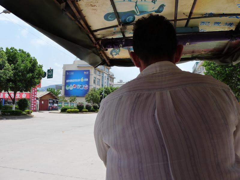 Menglian,taxi tricycle électrique