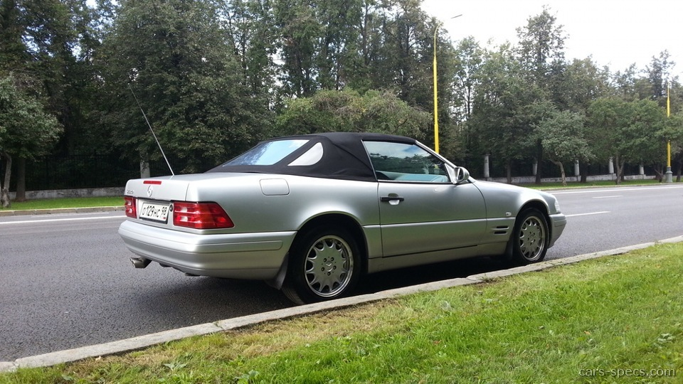 1993 mercedes benz 500 class convertible specifications pictures prices. Black Bedroom Furniture Sets. Home Design Ideas