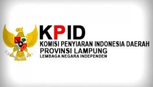 DPRD Lampung Umumkan 21 Nama Calon KPID