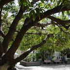 La plaza Almirante Padilla