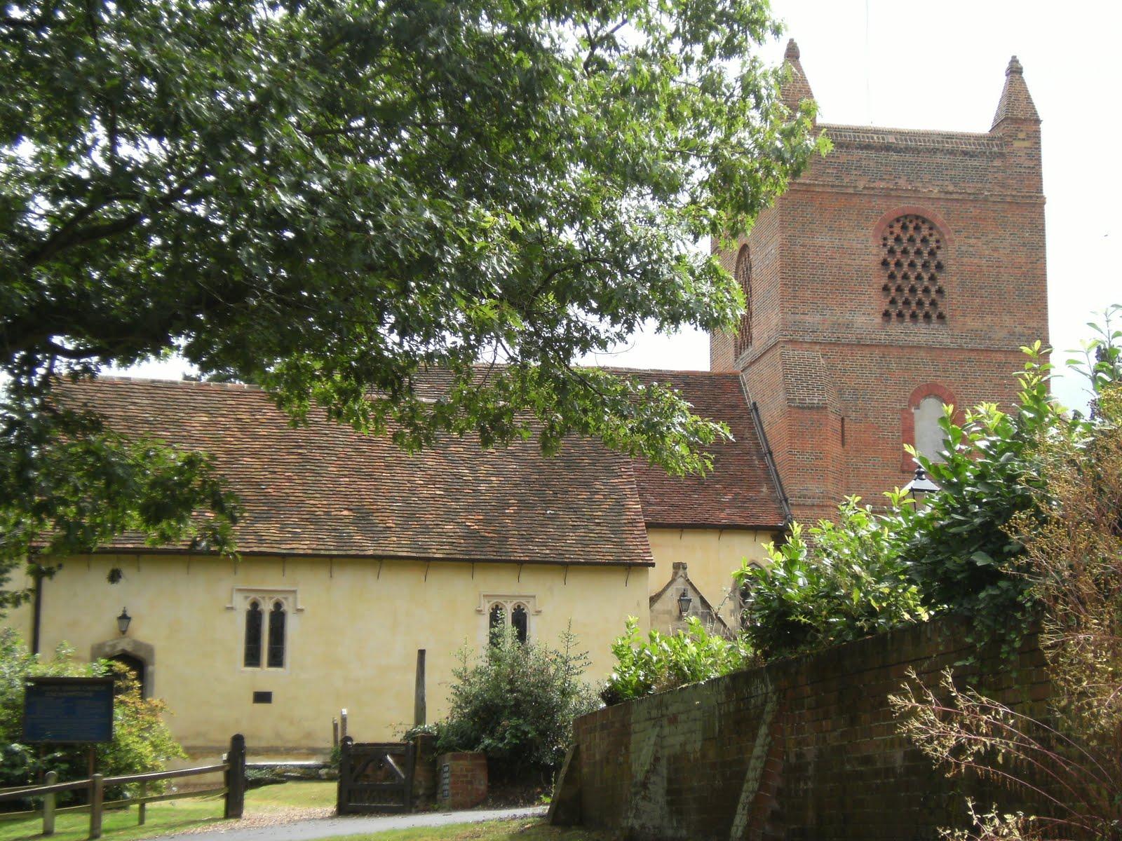 1008070006 St James' Church, Finchampstead
