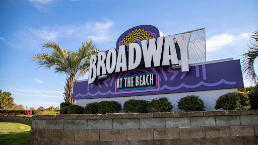 Broadway at the Beach security guards head-butted, kneed in stomach