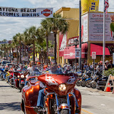 10th Annual V8 Motorcycle Run - Daytona Bike Week 2014