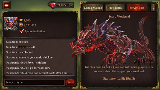 Epic Heroes War: Action + RPG + Strategy + PvP 1.11.3.399 screenshots 9
